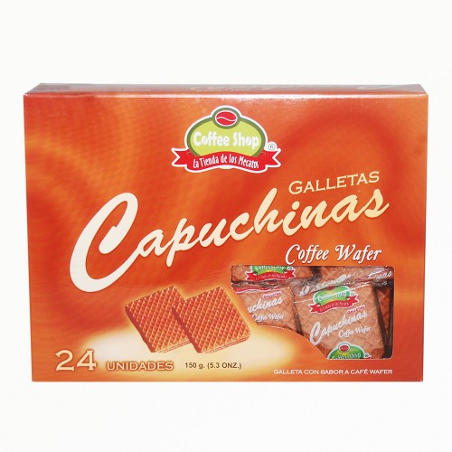 Galletas capuchinas